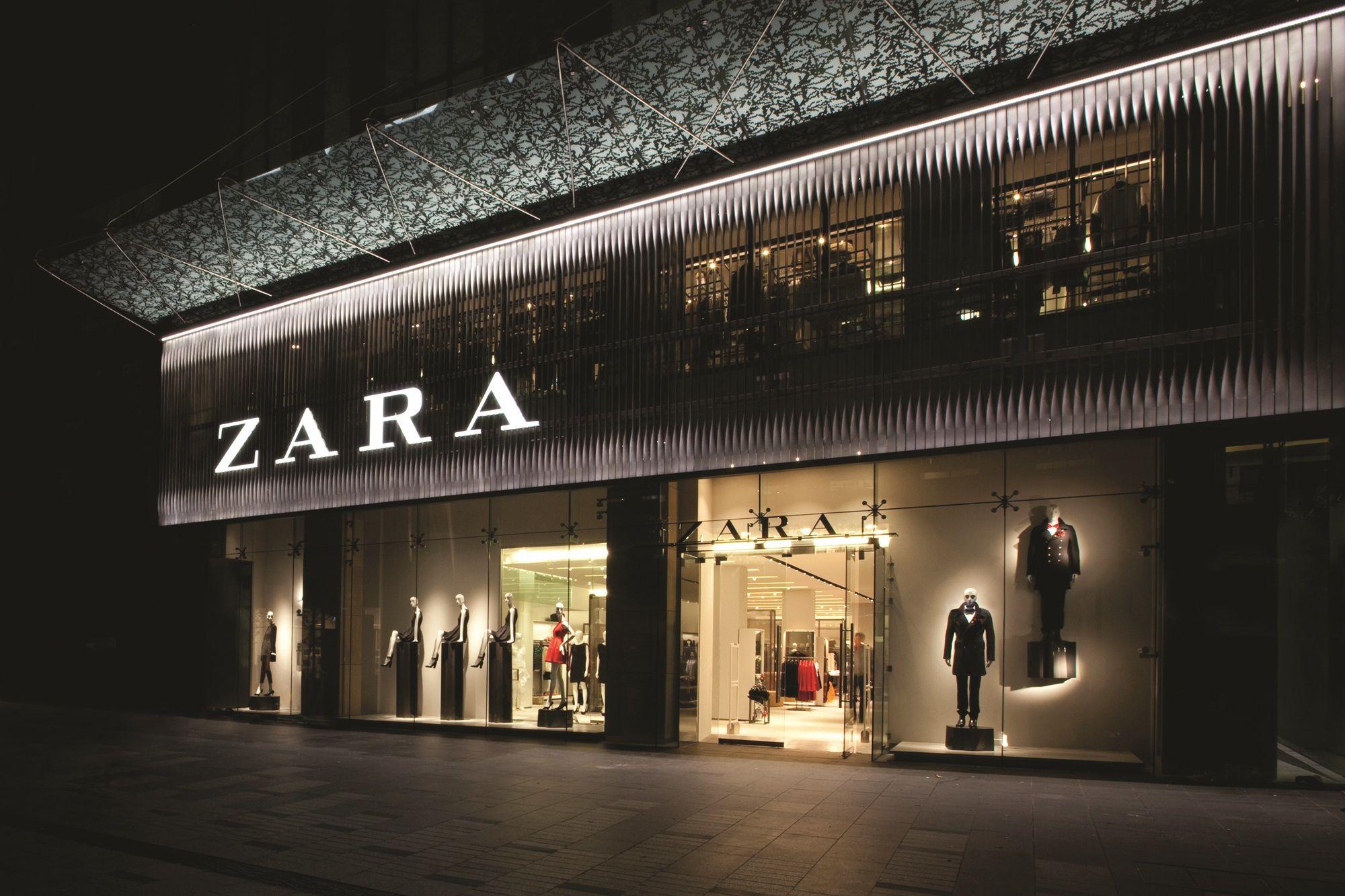 Zara Westfield Sydney Inditex Zara Moda Tiendas De Ropa