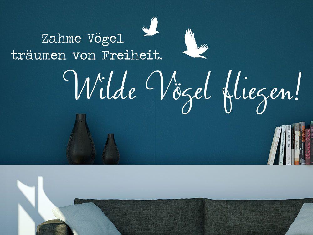27 best Wandtattoo Sprüche images on Pinterest Deko, Quotes and - wandtattoos spr che k che