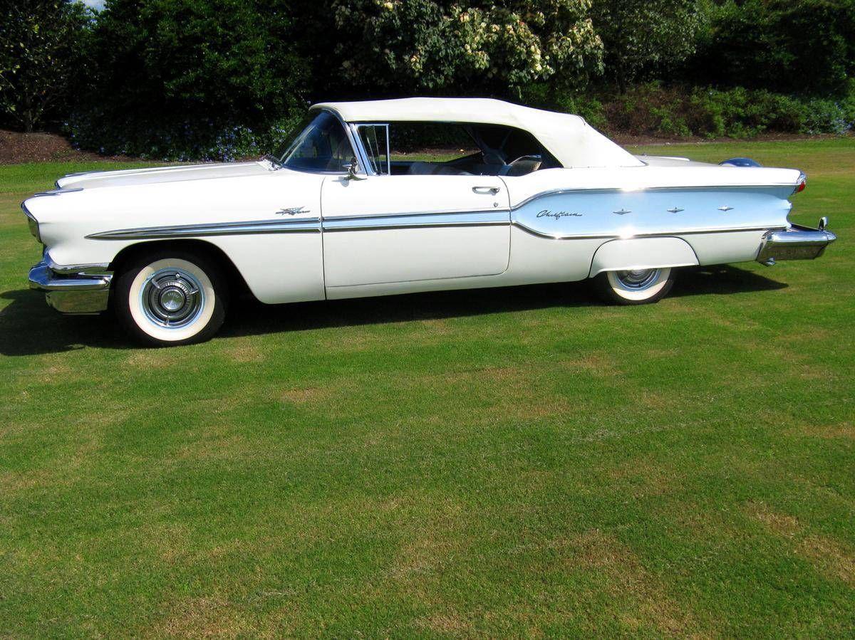 Pics photos 1958 pontiac for sale - 1958 Pontiac Chieftain Convertible