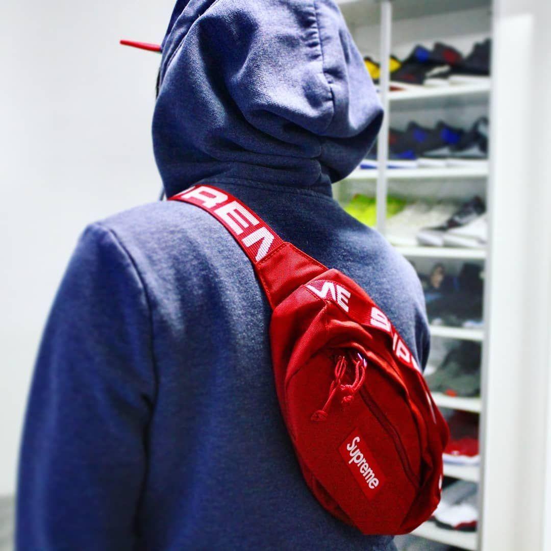4084634cdb Supreme Waist Bag For Sale SS18 FW17 SS17 FW18 | Street Wear ...