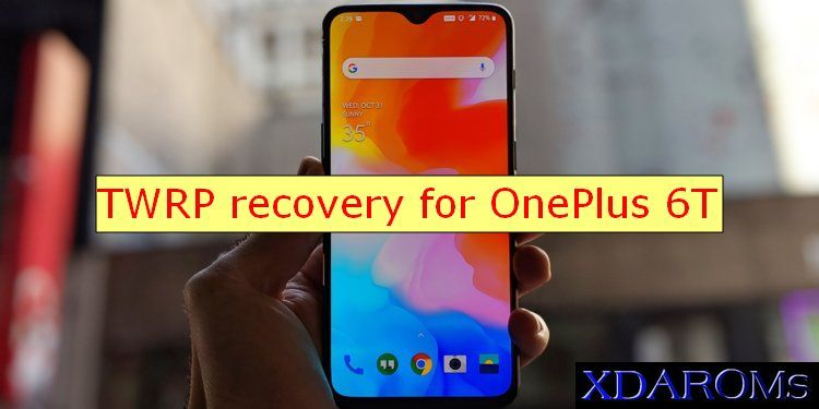 How to unlock bootloader and install TWRP recovery on