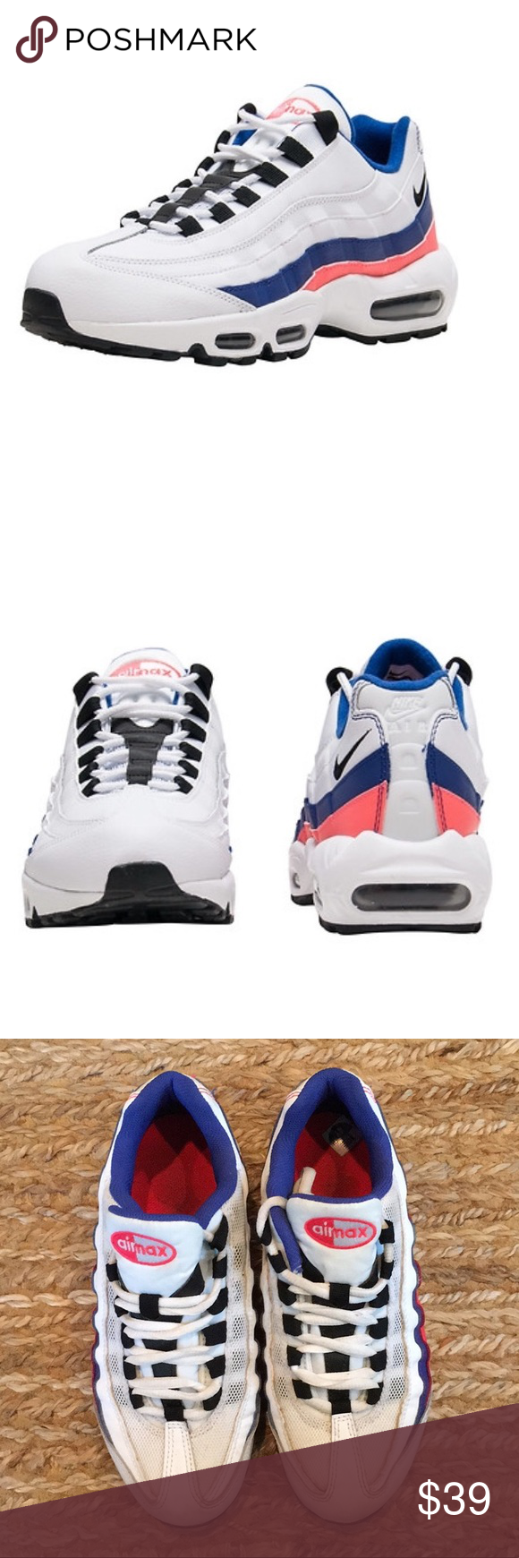 Nike Air Max 85 Essential Sneakers Size 4 Essential sneakers