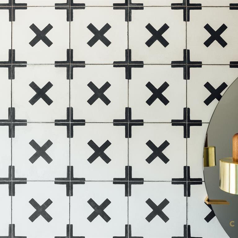 Popham tile modern shelf design tiles