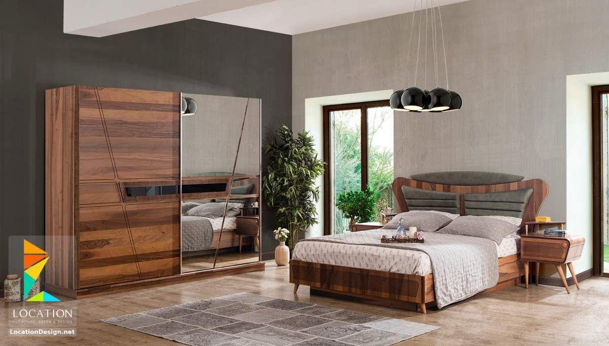 Best ديكورات غرف النوم الرئيسية 2019 2020 Master Bedroom 400 x 300