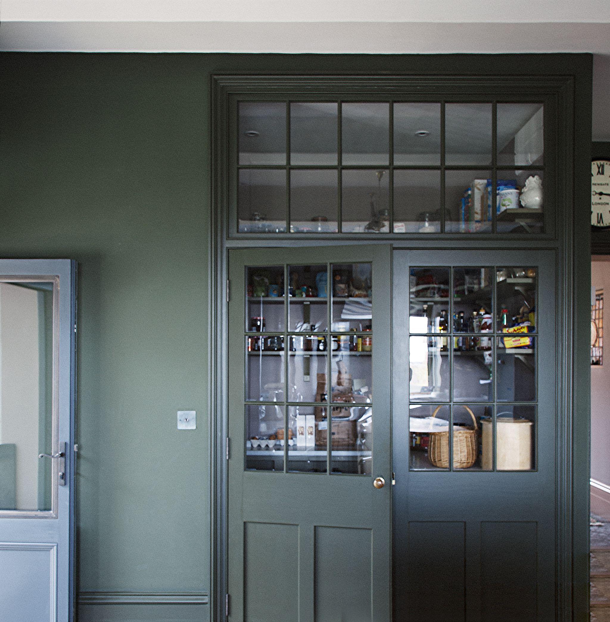 A Plain English Kitchen: Home Farm