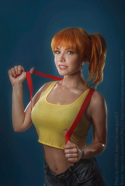 Misty by Captain Irachka : cosplaygirls