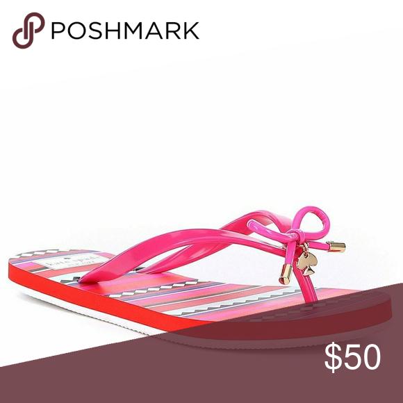 Kate Spade New York Nova Flip-Flop Sandals w/ Tags buy cheap how much 9dbIPJTi0