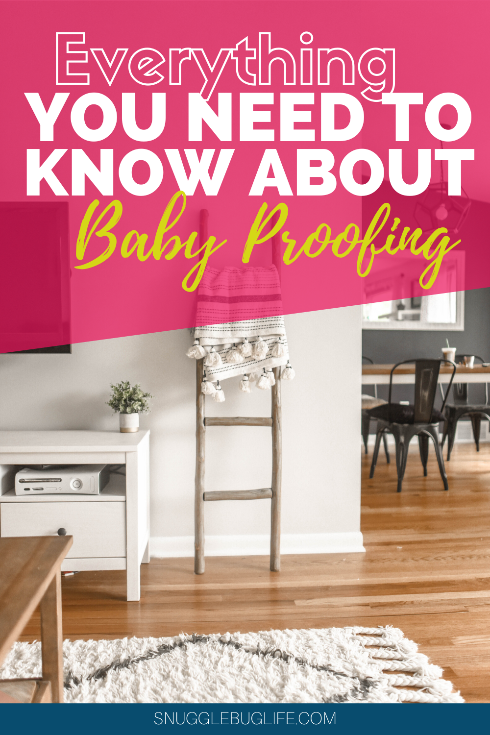 Baby Proofing Checklist And Timeline In 2020 Baby Proofing Preparing For Baby Toddler Milestones