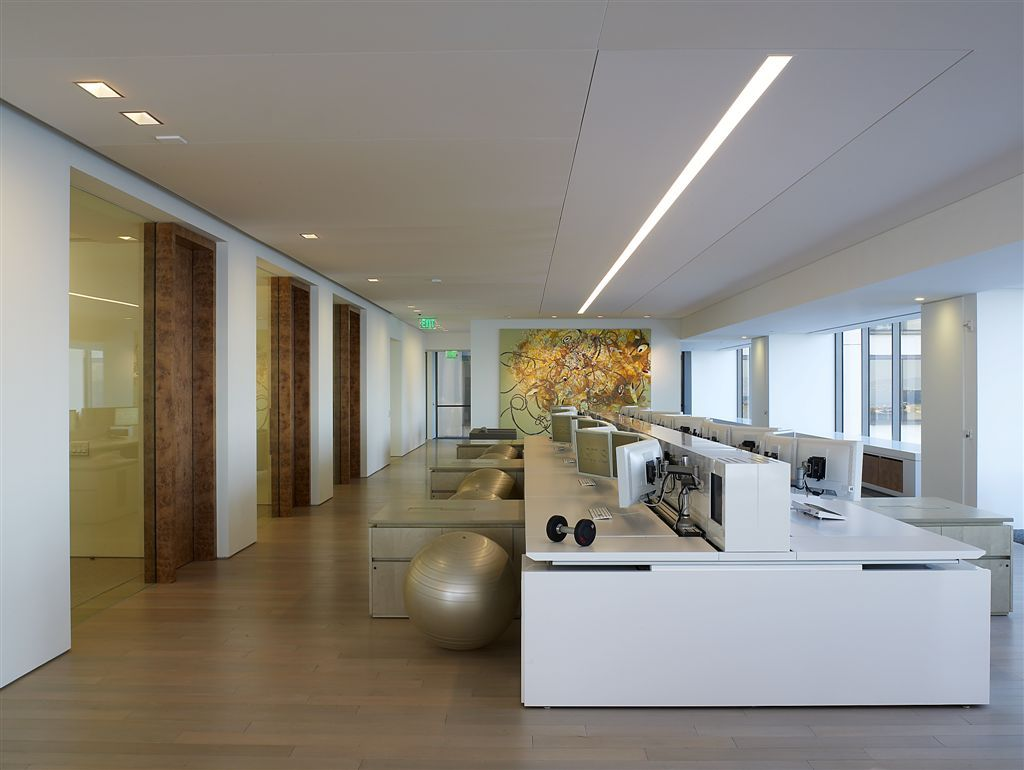 Rottet studio have designed the office interior for artis capital management in san francisco