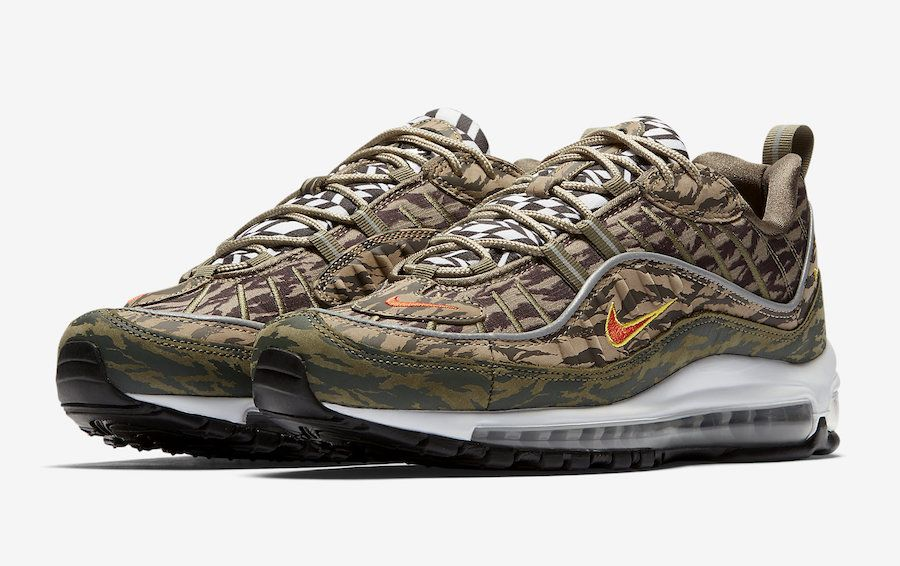 Nike Air Max 98 AOP All Over Print Pack | Kicks | Nike air