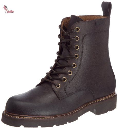 4396f8b38 Aigle Karrega, Boots homme - Marron (Dark Brown 2), 46 EU ...