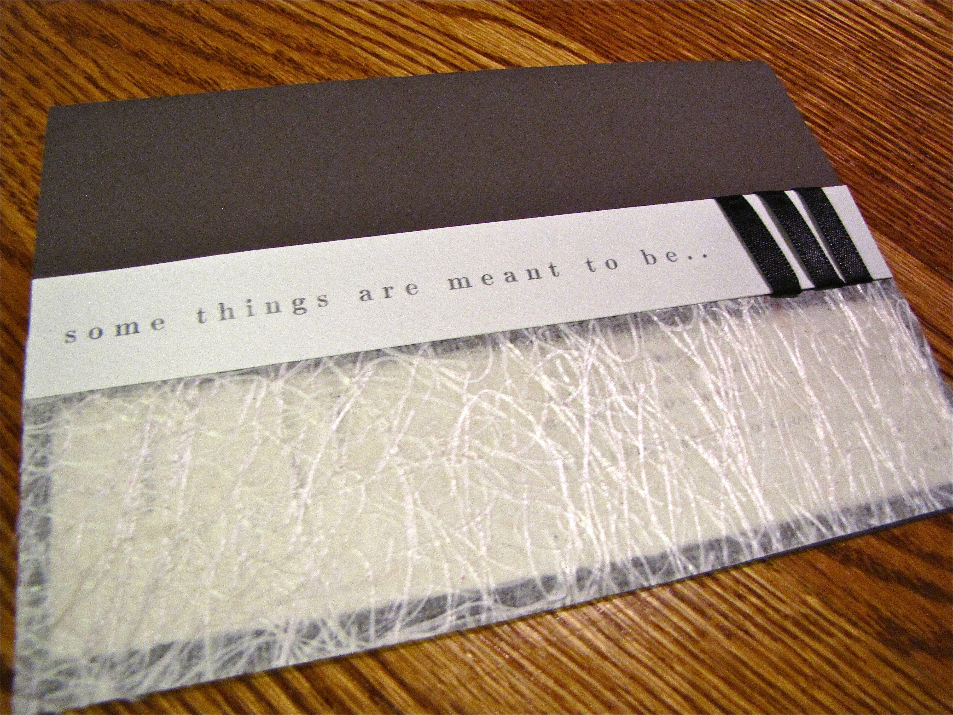 High-end Wedding Invitation Design, custom, handmade http://www ...