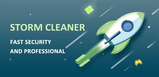 Storm Cleaner Junk Cleaner & Phone Booster Apps on