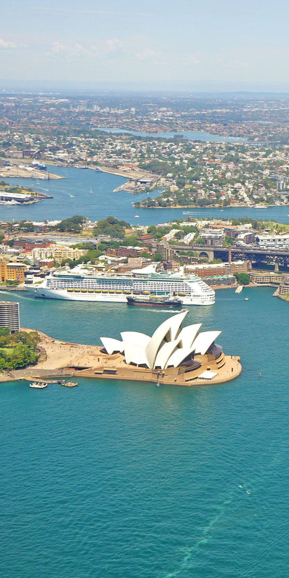 Sydney, Australia | If you're up for an out of this world