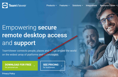 TeamViewer commercial use suspected fix Windows 10 Mac OS X