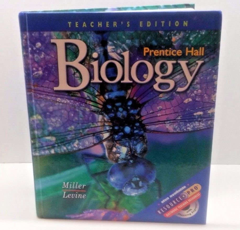 Biology by Joseph Levine, Kenneth Miller and Prentice Hall