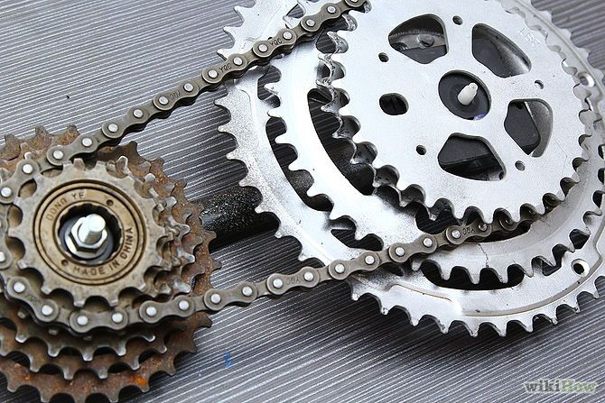 670px Make A Clock From Bicycle Gear Scraps Step 8bullet2 Jpg 670