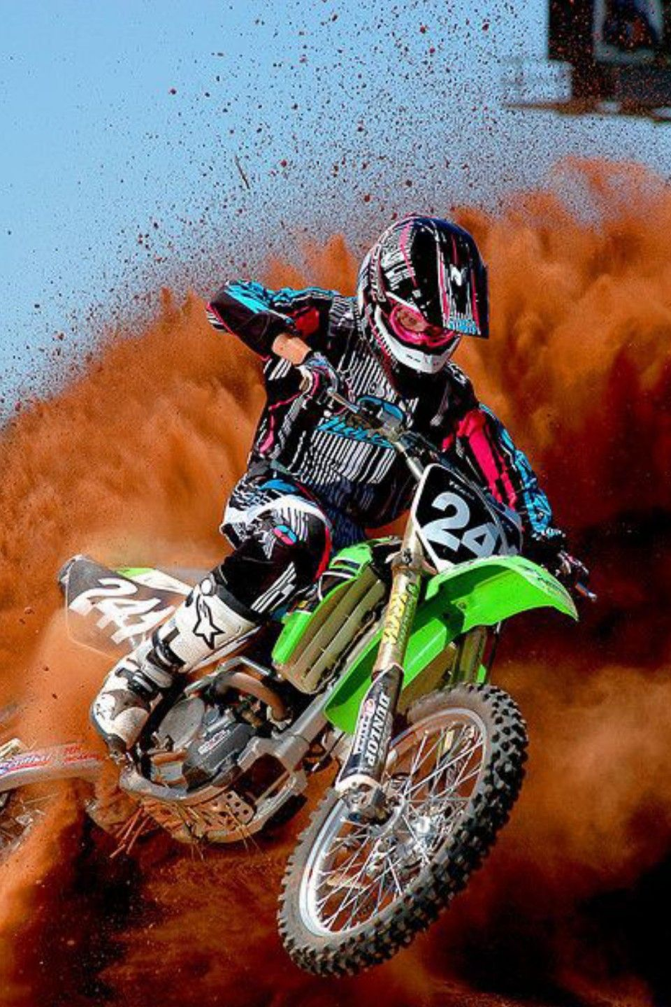 Watch Video Check Out These High Air Motocross Motorcycle Stunts