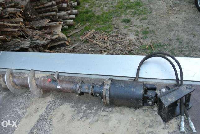 Wiertnica Viga Wiertlo Hydrauliczna Mocna Z Niemiec Oryginalna Krzyszkowice Image 2