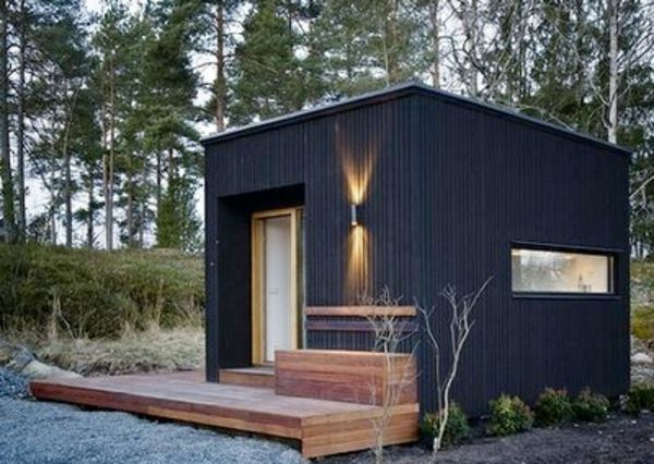 Un abri de jardin - design differents - Archzine.fr | Woodworking ...