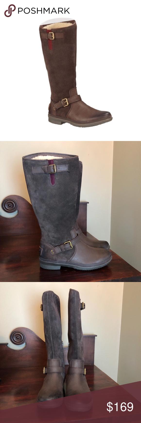 269729722a6 NWOB UGG 'Thomsen' Waterproof Leather Boot Size 6 NWOB UGG 'Thomsen ...