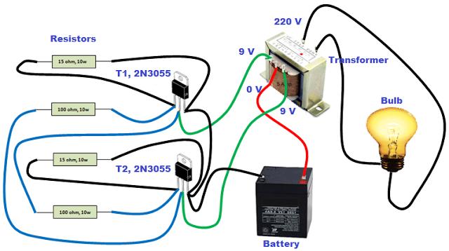 Make Inverter at Home Electrical Blog Electrical