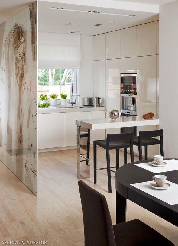 diseño cocina pequeña moderna | inspiración de diseño de interiores ...