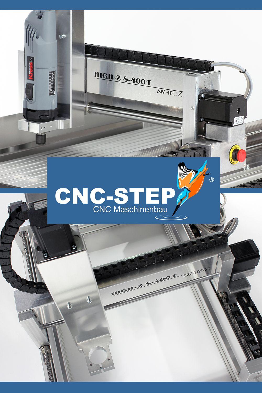 Cnc Fräse High Z S 400 T Cnc Cnc Fräsmaschine Cnc Maschine
