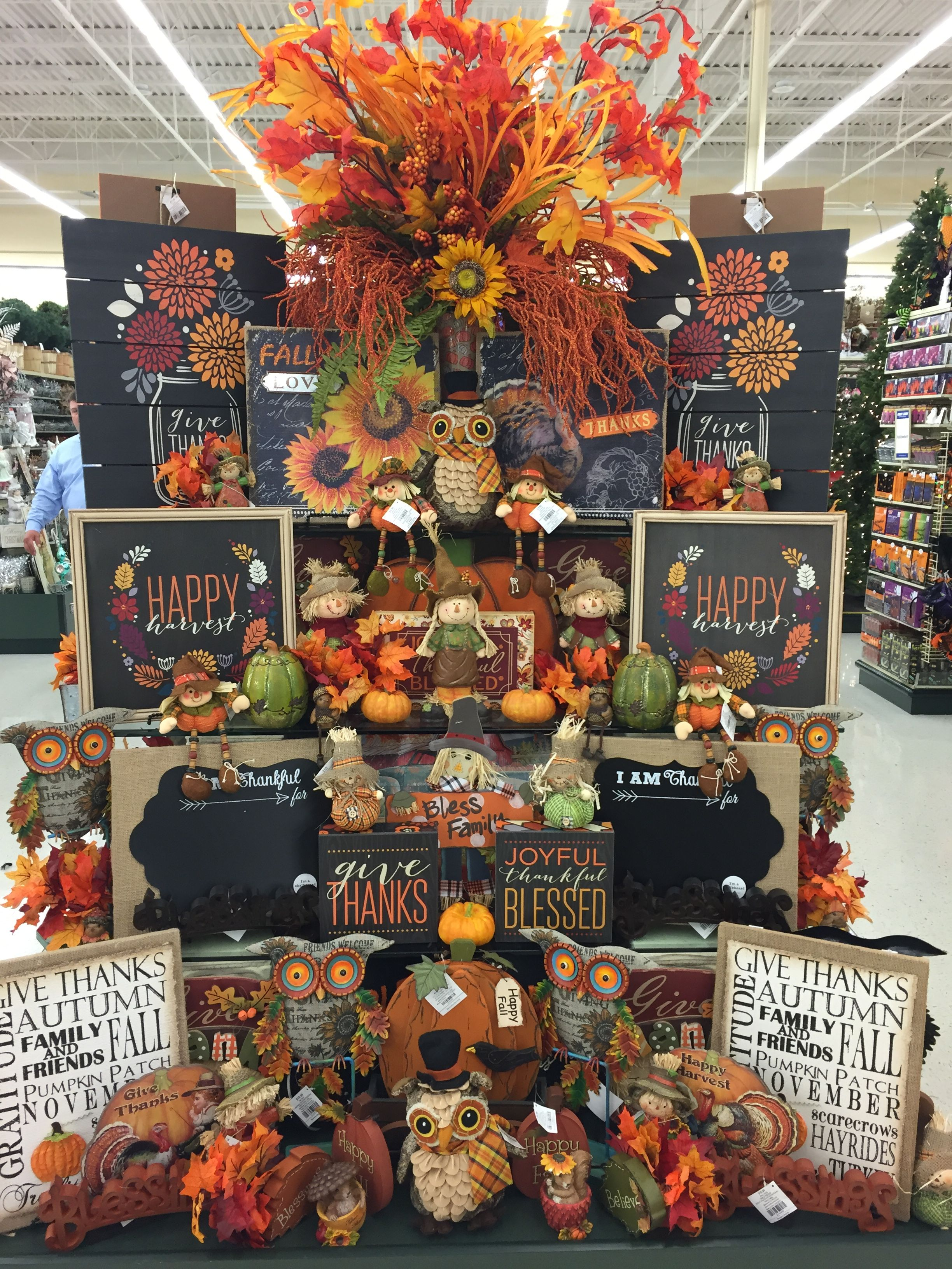 Pin by Natalie Duckworth Wright on Hobby Lobby Fall