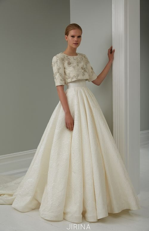 Steven Khalil Bridal 2015 Collection | Boleros, Gowns and Bridal 2015