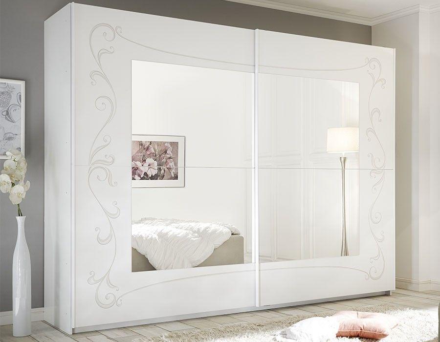 armoire design blanche adelaide