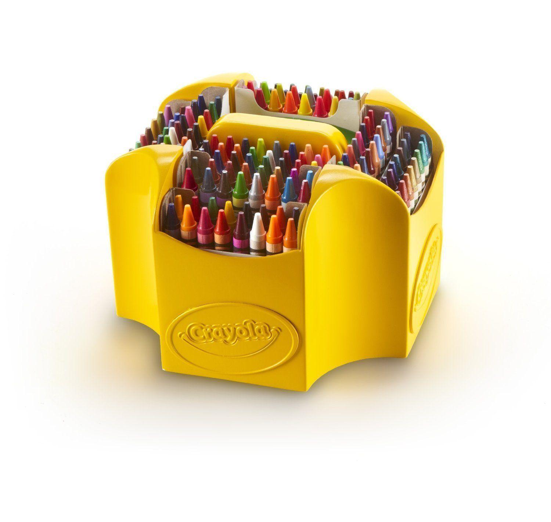 amazoncom crayola ultimate crayon case 152 crayons toys games - Free Crayola Crayons