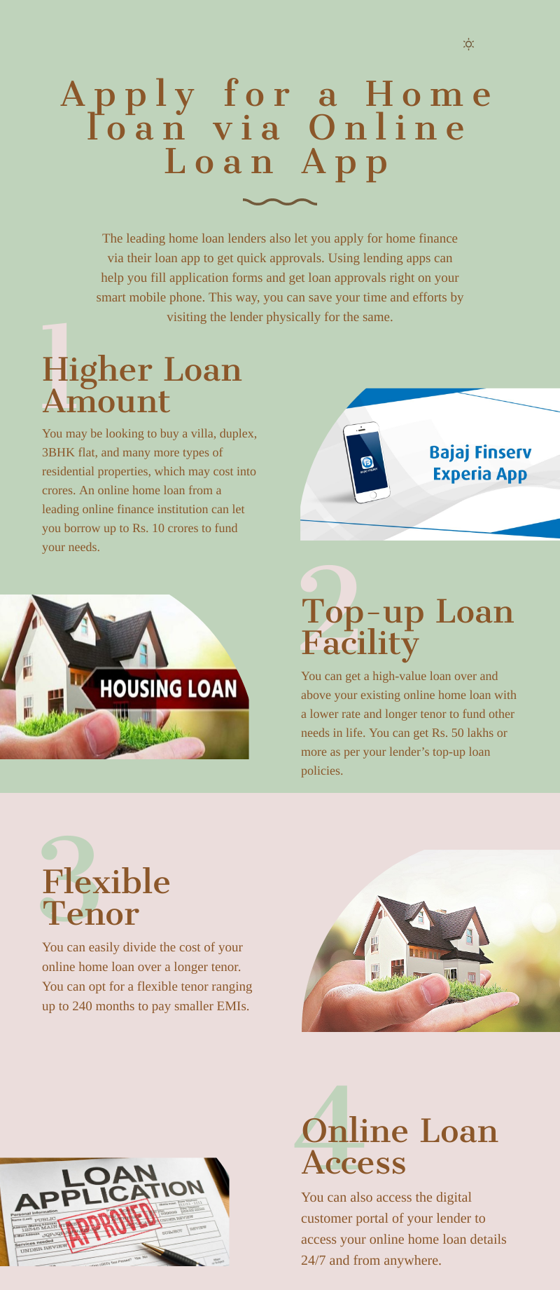 Apply For A Home Loan Via Online Loan App In 2020 App Online Loans Instant Loans