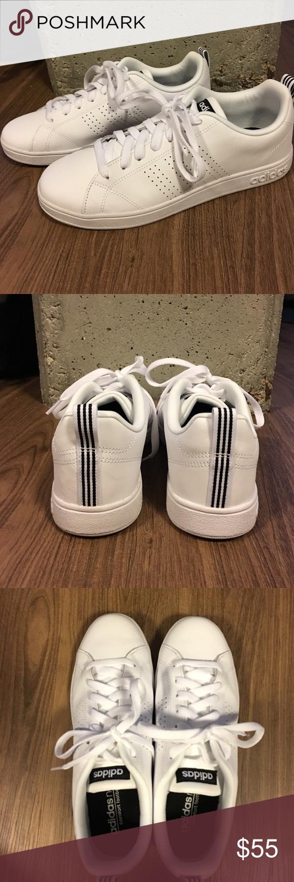 flash di vendita!! adidas neo vantaggio pulito scarpe adidas, scarpe da ginnastica