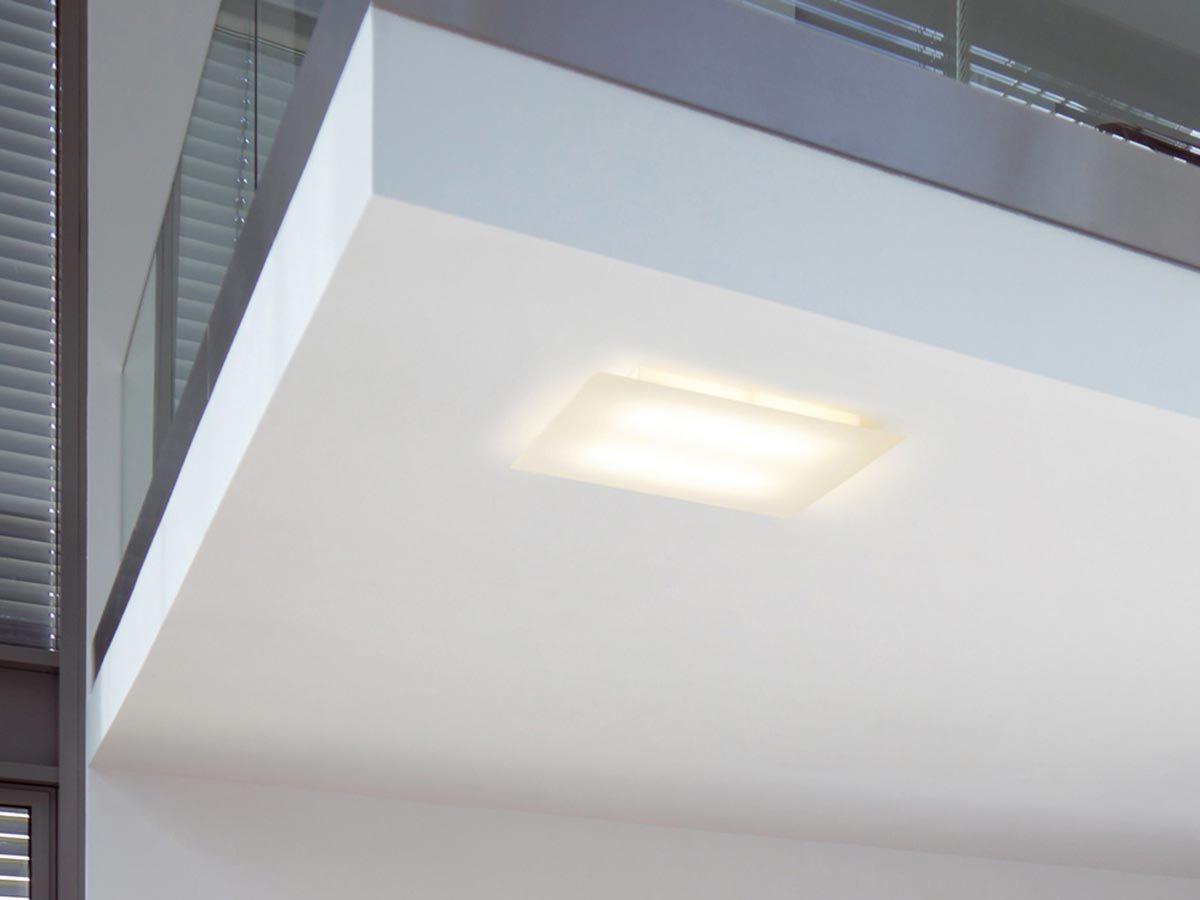 Deckenleuchte Arbeitszimmer ~ Puristische runde deckenleuchte go in weiß oder schwarz von hiilo