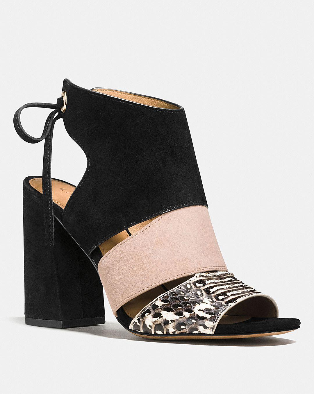 Women's Designer Sandals COACH® Sandals, Women shoes