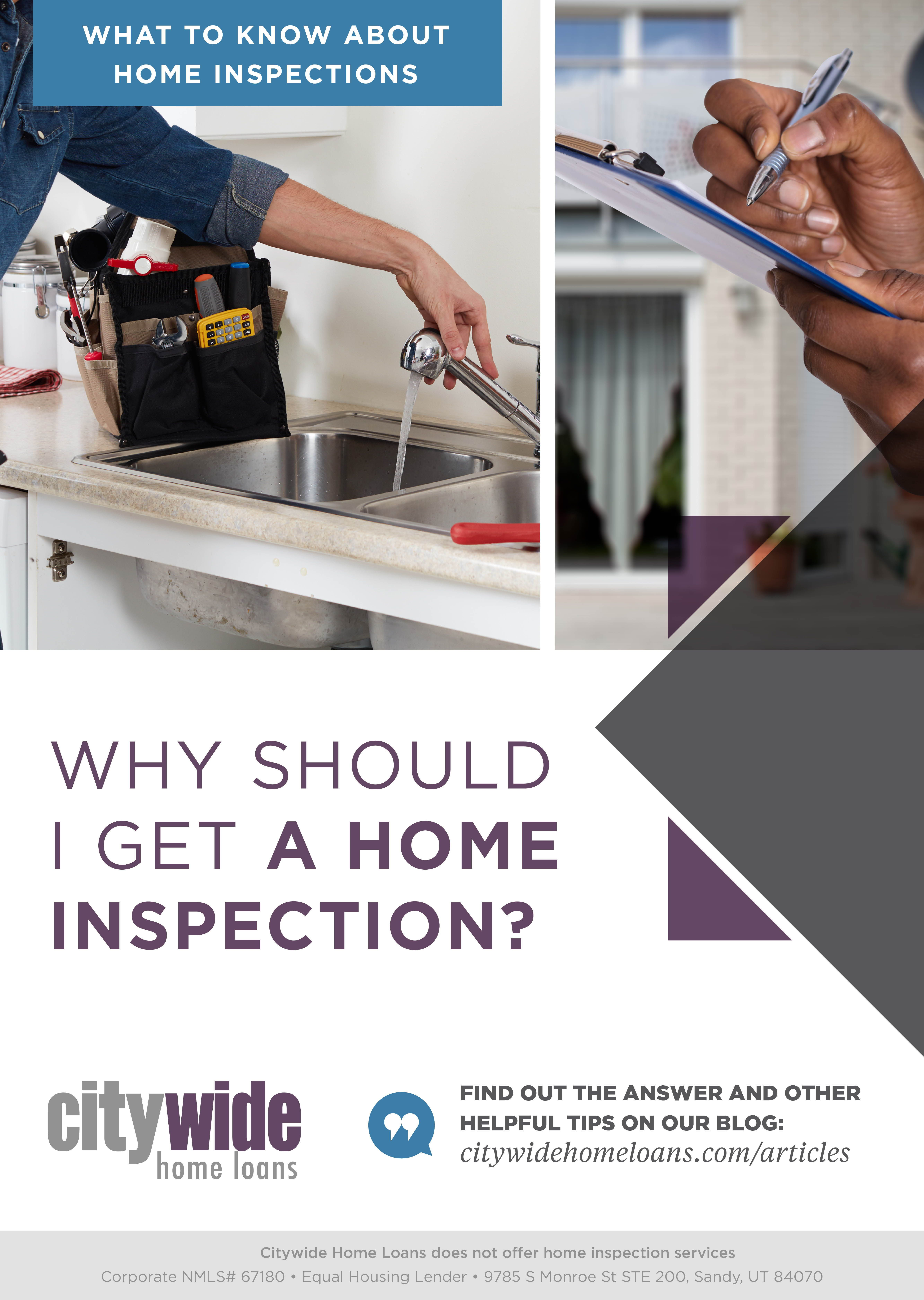 Why Should You Get A Home Inspection Find Out In Our Latest