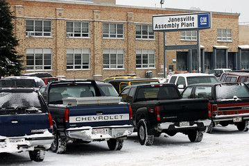The History Of The Janesville Gm Plant Janesville History