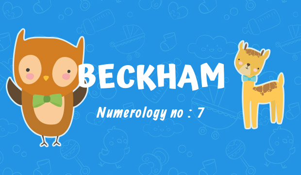 Image Result For Beckham Name Meaning Baby Boy Name Ideas