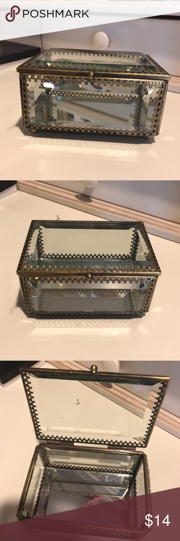 Nicole Miller Jewelry Box Delectable Nicole Miller Jewelry Box Never Used Jewelry Boxbeautifulperfect Inspiration