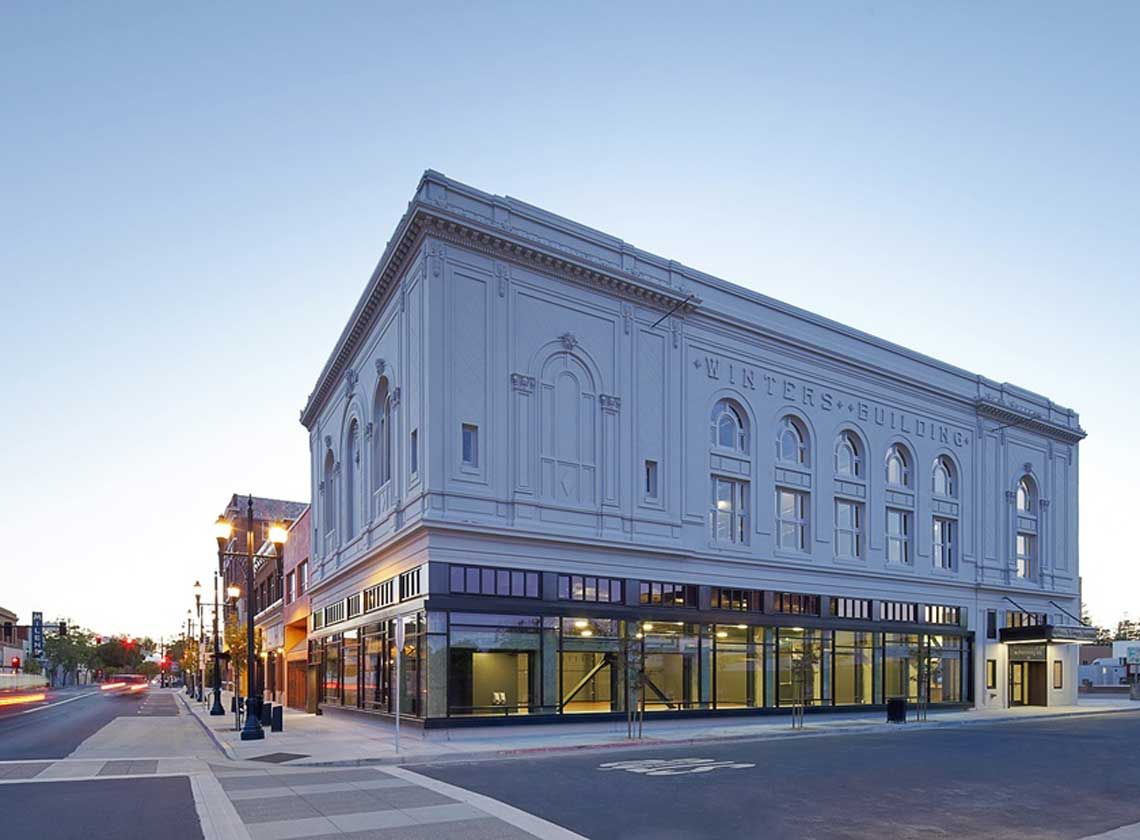 East bay center for the performing arts equity community