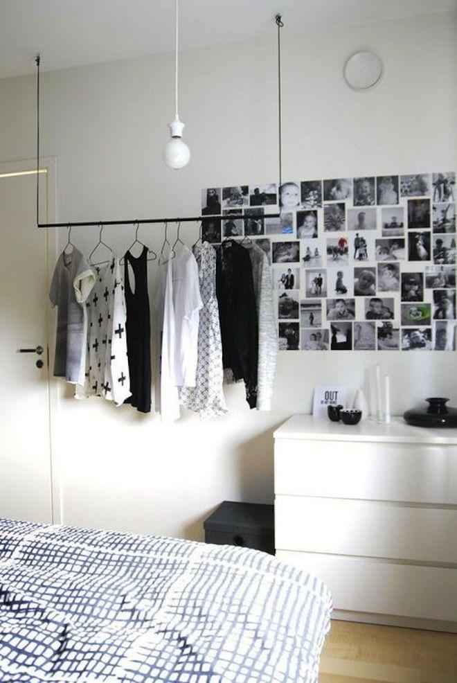 Open Closet 7 Hanging Wardrobe Storage Ikea Open Wardrobe Open
