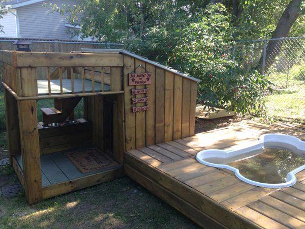 15 Amazing Dog Houses Cool Dog Houses Dog Houses Dog Backyard