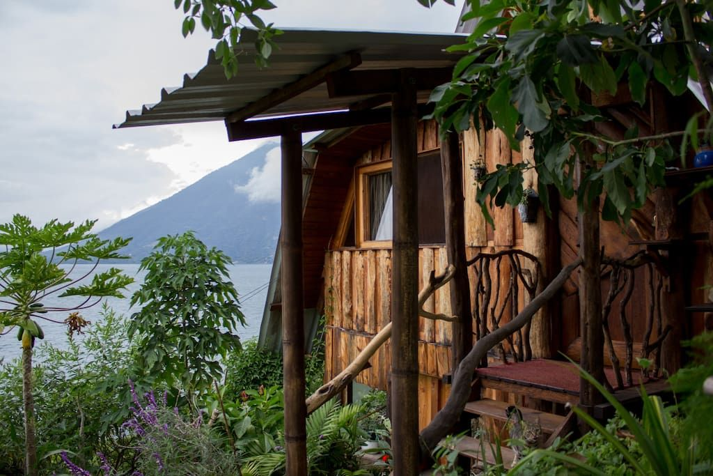 Ganze Unterkunft in San Marcos, Guatemala. This delightful cottage ...