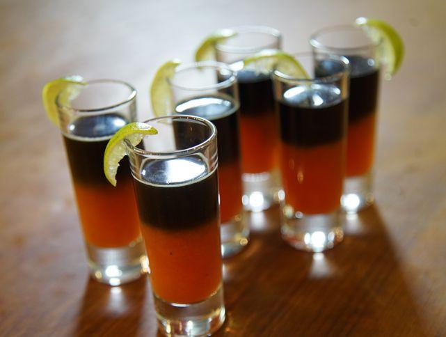 bloody mary vodka halloween shot recipe
