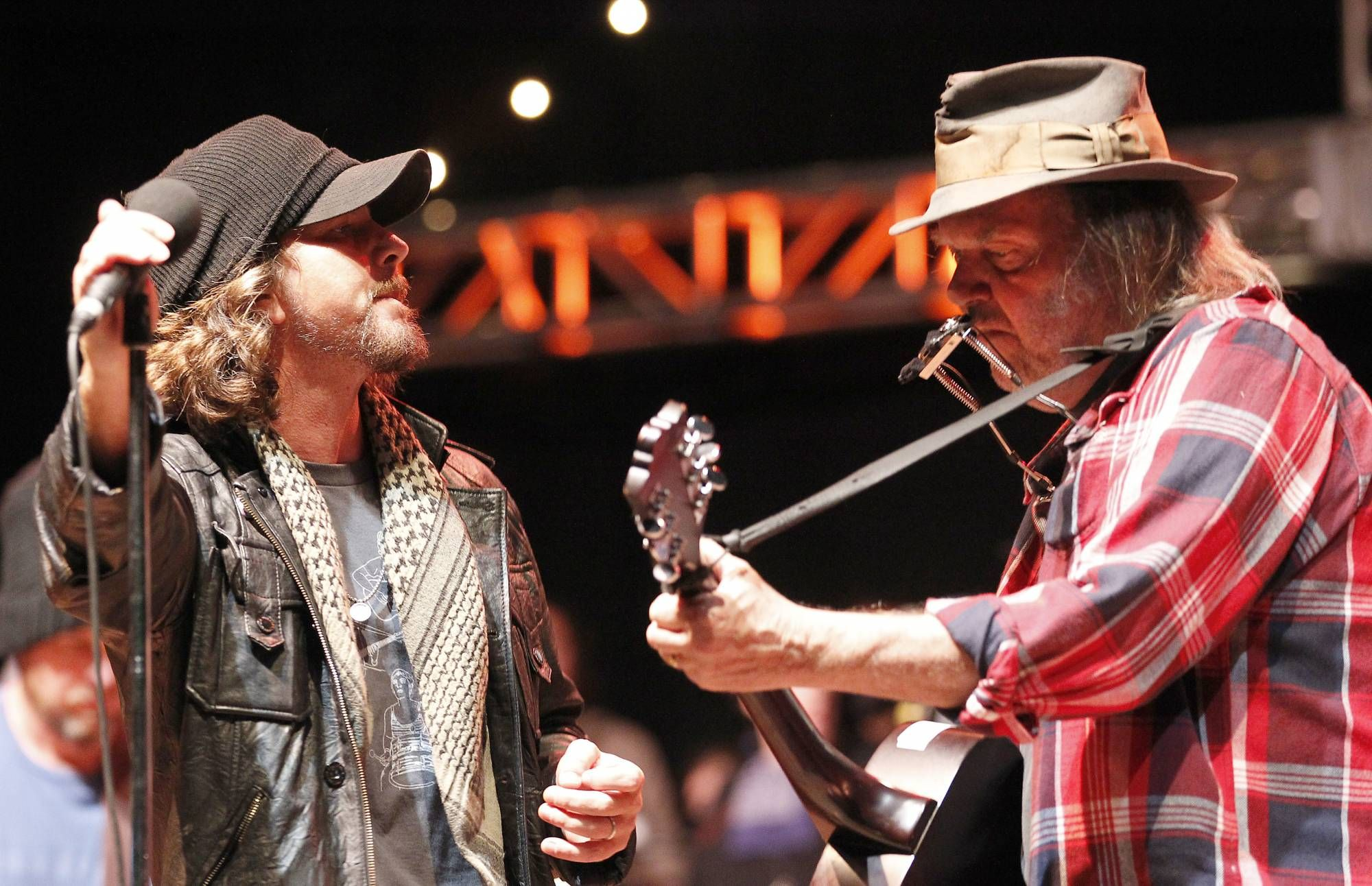 Neil Young to induct Pearl Jam into Rock Hall | Pearl jam ...