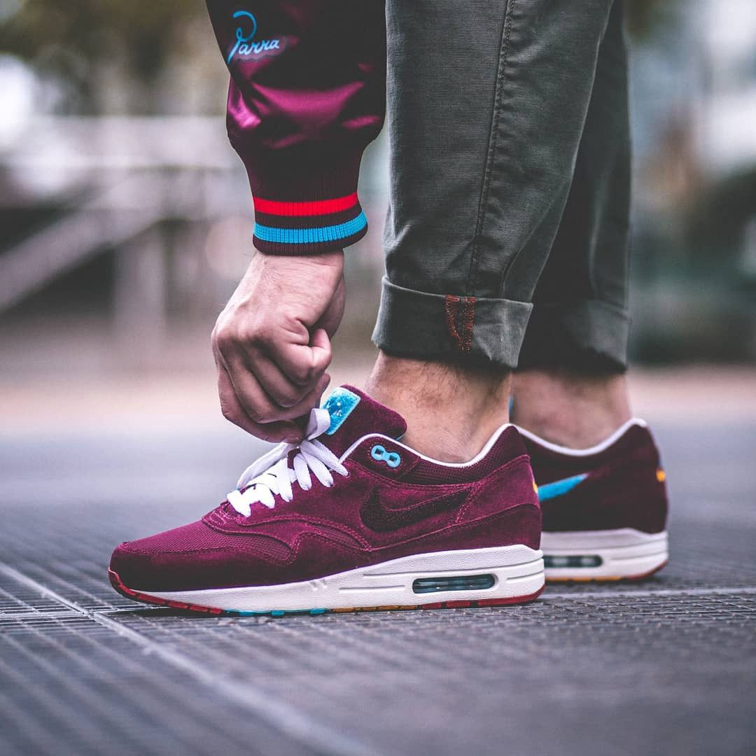 super popular d8539 dfbd8 Nike Air Max 1  Parra x Patta  - 2010 (by antosneakers) Sneakers greatly  benefit from shoe trees related to care, preservation, display and travel.