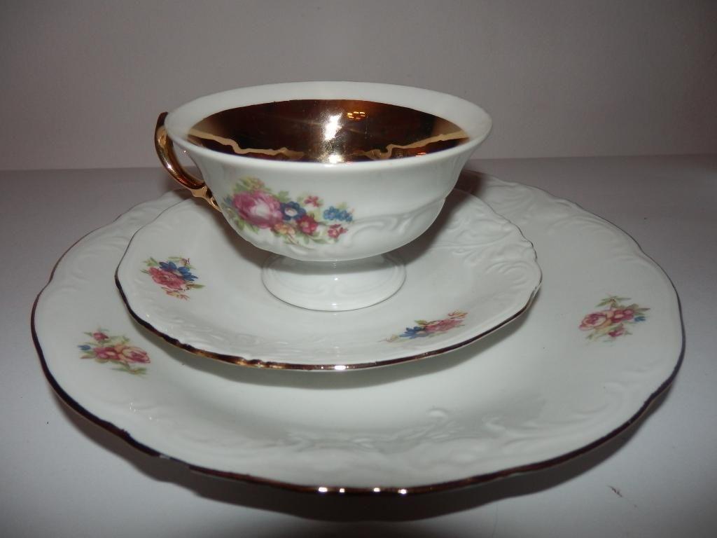Filiżanka Porcelana Wałbrzych 5553809814 Porcelana Chodzież