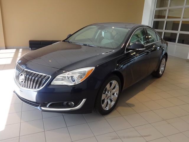 2015 Buick Regal Vehicle in Cincinnati OH This dark