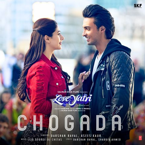 Chogada Mp3 Song By Darshan Raval From The Movie Loveyatri A Journey Of Love Download Chogada Song On Gaana Com And Listen Offlin Garba Songs Songs Mp3 Song
